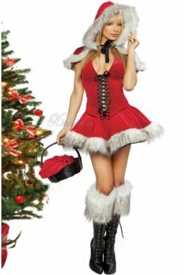 Новорічний карнавальний костюм зі спідницею
