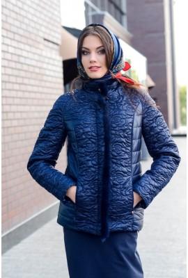 Куртка Роузет темно-синя