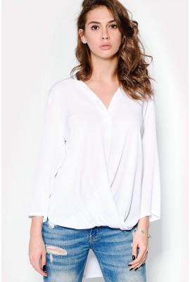 """Блуза """"ESSENCE"""" біла"""