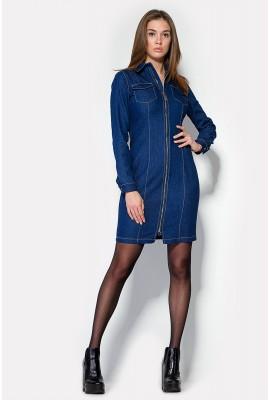 "Сукня ""SANDER"" синя"