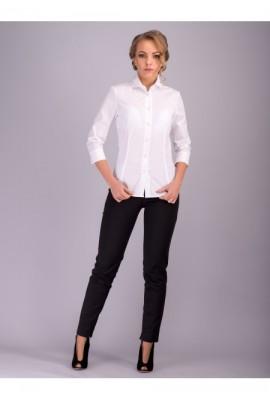 00513 Сорочка жіноча біла