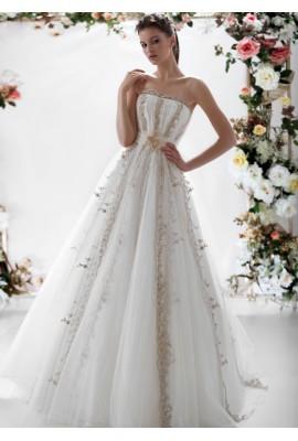 Весільна сукня Крем-Карамель
