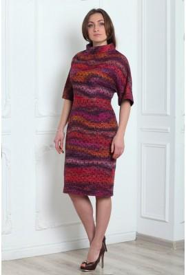 Сукня Carven з коміром-стійкою 047