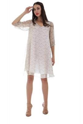 Сукня з шифону 1405-022