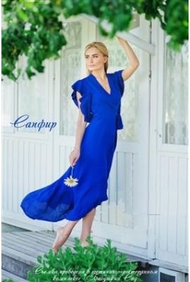 Домашня сукня Сапфір