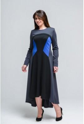 Повсякденна довга сукня